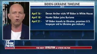 Steve Hilton calls for Biden investigation