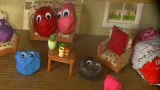 Mr Red Blob: Love At First Sight (Family-Friendly Content)