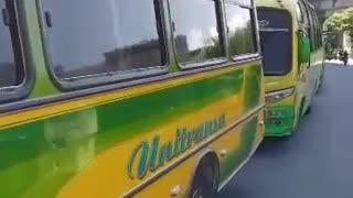 paro taxis y buses | Morrorico vía Cúcuta
