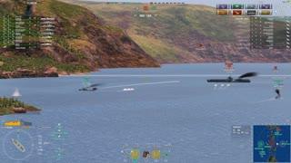 World of Warships Battle Ship TEXAS