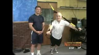 10 years of doing KVEW live fitness segments