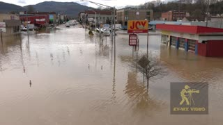 03-28-21 Bell County, KY Major Flooding