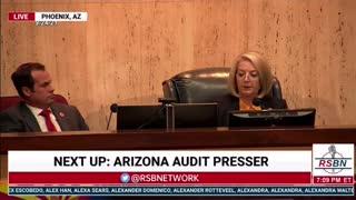Closing statements - AZ Audit results.