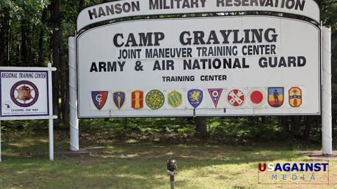 Camp Grayling Answered In Phone Interview! -