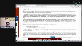 Luke John Bible Study: Luke 2, Part 1, The birth of Jesus