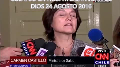 EVIDENCIAS DE QUE TODOS LOS AÑOS HAY COLAPSO Y CRISIS EN LOS HOSPITALES DE CHILE
