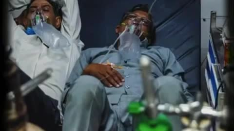 Actor #PriyankaChopra posts a video on India's devastating COVID-19 situation,