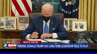 Tony Perkins: Donald Trump has long term leadership role to play
