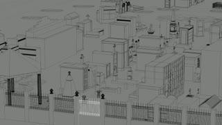 El Cementerio Universal y sus personajes reviven en 3D