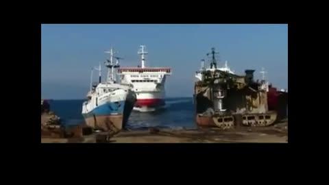 How To Park a Ship Like a Boss