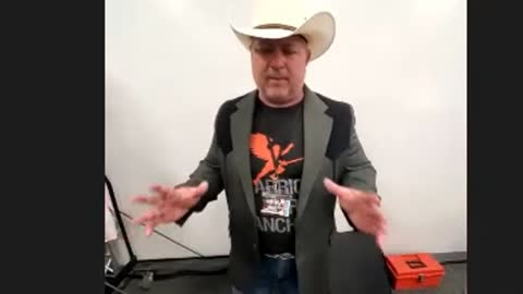 Warriors for Ranchers Mike Miller Update on the Border from Colorado Springs, CO