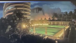 Florida Building Collapse Video 1