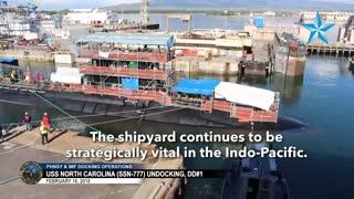 Pearl Harbor Naval Shipyard commemorates 100 years