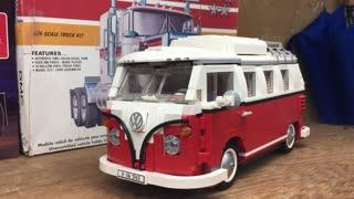 Lego Volkswagen T1 Camper VW