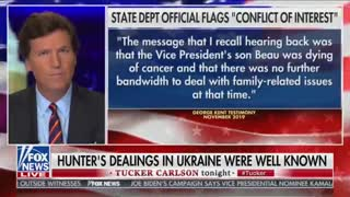 Tucker Carlson Drops NEW Hunter Biden Emails Live On-Air –– HOLY MOLY