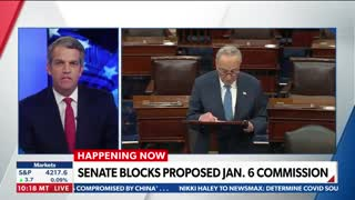 Republicans have blocked the proposed January 6th Commission