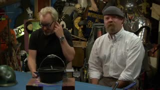 MythBusters: C4 Cook-Off Aftershow