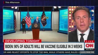 Cuomo Calls Wearing Masks A 'Question Of Allegiance'