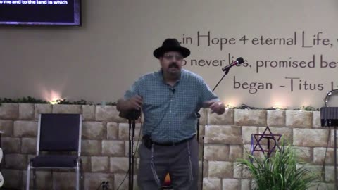 Lesson of the Tamarisk Tree - Contend for the Faith Part 5