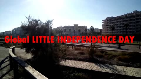 Little Independence day 4th July 2021