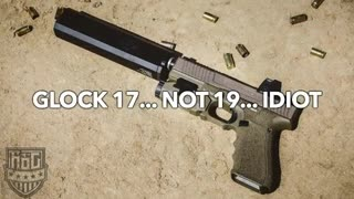 Suppressed Glocks Dual Wield (Silencerco Osprey)