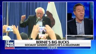 Socialist Bernie Sanders admits he is a millionaire