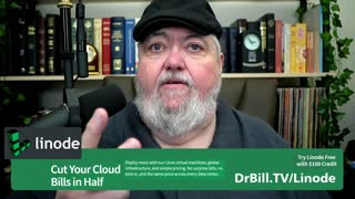 DrBill.TV #495 - The Audacity of Big Tech Edition!