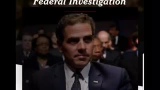 Hunter Biden learns from federal prosecutors that he is under investigation