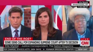 Crazy CNN Guest Calls on Biden to Create Federal Abortion Force