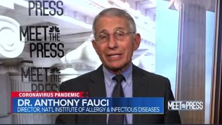 Fauci FLOPS Back To Masks