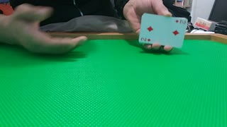 kp003- Playing cards change cards simple tricks