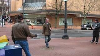 Street Preaching Portland 2