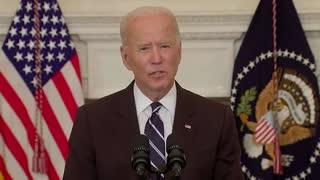 President Biden Speaks to Unvaccinated Americans