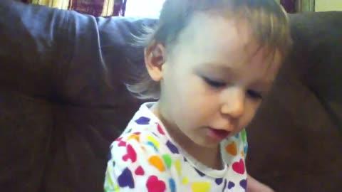 Emma says ABCs