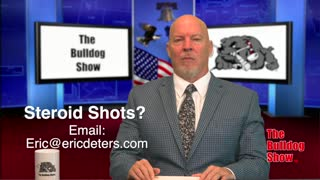 Eric Deters The Bulldog Comments On Steroid Shots