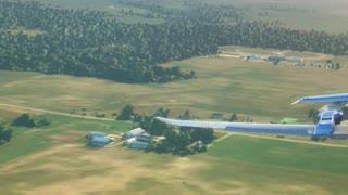 MS flight sim/Winchester speedway