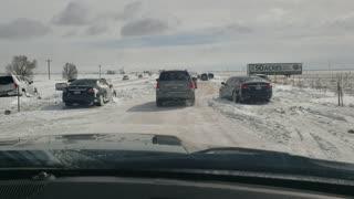 Shocking Footage of Colorado Blizzard Aftermath