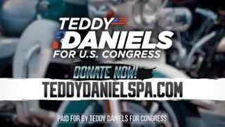 Teddy Daniels for Congress - Best Political Ad -