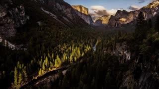 Incredibly beautiful landscape