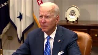 Biden Says Racist Stuff Again