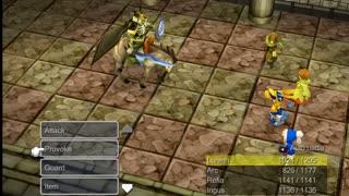 Let's Play Final Fantasy 3 Part 6: Ragnarok.