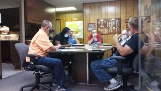 Vincent Alabama Council Meeting 20210803