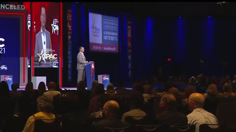 Ric Grenell at CPAC 2021
