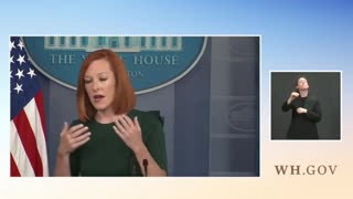 Press Sec Claims REPUBLICANS Are Ones Defunding The Police ... !