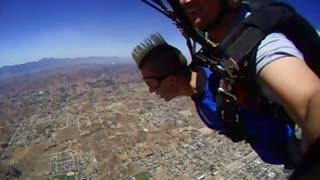 Skydiving Video
