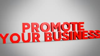 Promote your Business with Video online