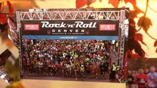 Rock 'n' Roll Denver Marathon and Half Marathon - 2013