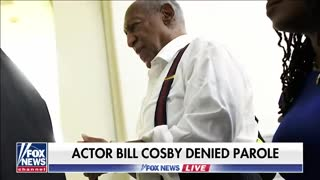 The actor was denied parole after refusing to participate in a sex offender program