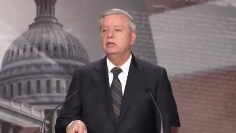 Graham to Dems: 'I Share Your Disgust, But You Need to Speak Up When This Happens Other Places'