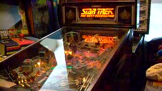 Star Trek The Next Generation Pinball